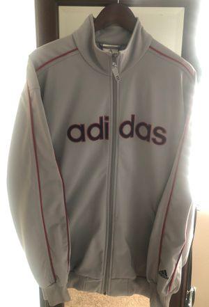 Adidas zip up sweater medium for Sale in Lake Elsinore, CA