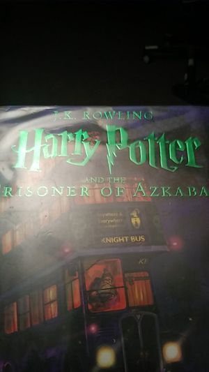Harry potter and the prisoner of azkaban for Sale in Fresno, CA