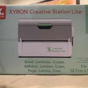XYRON Creative Station Lite For Scrapbooking for Sale in Los Alamitos, CA