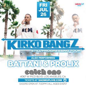 Kirko bangz in la July 26 for Sale in La Mirada, CA