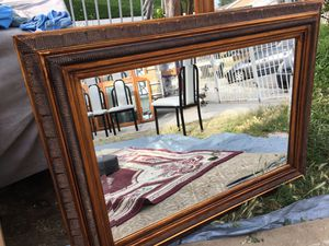 Beautiful wall mirror 34 x 46 for Sale in San Bernardino, CA
