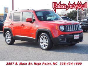 2017 Jeep Renegade for Sale in Greensboro, NC