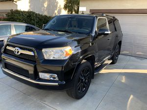 2012 Toyota 4Runner limited 2WD for Sale in Murrieta, CA