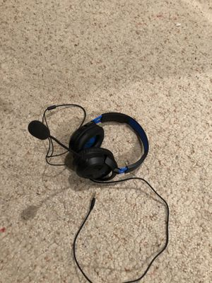 Turtle beach headset for Sale in Preston, CT