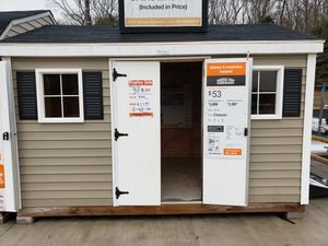 8x10 solid wood shed for Sale in Toms River, NJ
