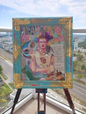 Gorgeous Frida art piece for Sale in Miami, FL