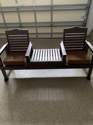 Custom made wood patio furniture for Sale in Ruskin, FL
