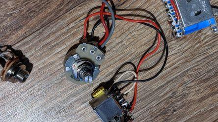 PRS SE Electronics Complete Harness $20 for Sale in Redondo Beach,  CA