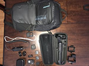 GoPro Hero Black 7 + Extras for Sale in Covington, WA