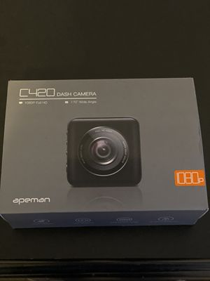 Dash camera/ car camera for Sale in Jonesboro, GA