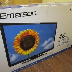 "HDTV 47"" —Emerson Flatscreen for Sale in Adelphi, MD"