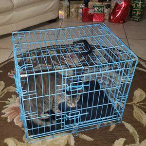 Doskocil Small Dog Crate for Sale in Houston, TX