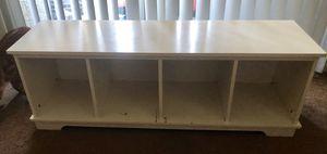 4 cube horizontal storage shelf for Sale in Gilbert, AZ