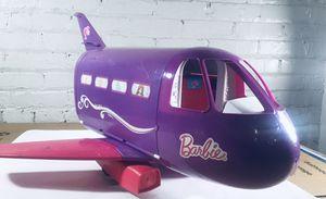 Vintage Mattel Purple & Pink Barbie Glam Vacation Jet Airplane Plane 1999! for Sale in Skokie, IL