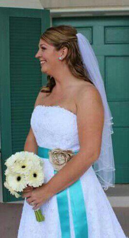 David's Bridal Wedding Dress for Sale in WATERTOWN, TN