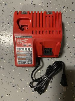 New Milwaukee Battery Charger M18 And M12 for Sale in Allen, TX