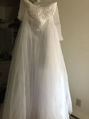 Wedding dress for Sale in North Andover, MA