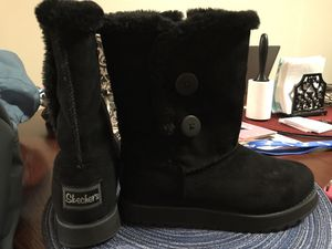 Girls Size 6 Skechers Boots. for Sale in Watertown, NY