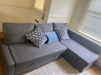 IKEA Sleeper Sectional w/ Storage for Sale in San Francisco,  CA