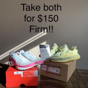 Both For $150 Firm!! for Sale in Gilroy, CA