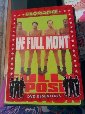 DVD 2disc The Full Monty for Sale in Pomona, CA