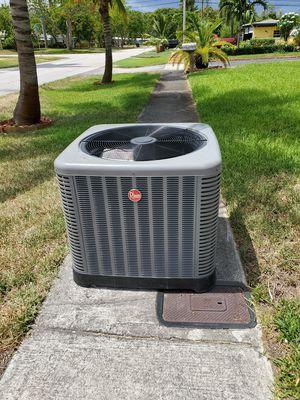 Rheem ac condenser for Sale in Plantation, FL