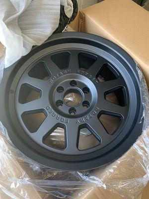 Black Rhino wheels 18x8.5 6x114.3 (6x4.5) for Sale in Gilbert, AZ