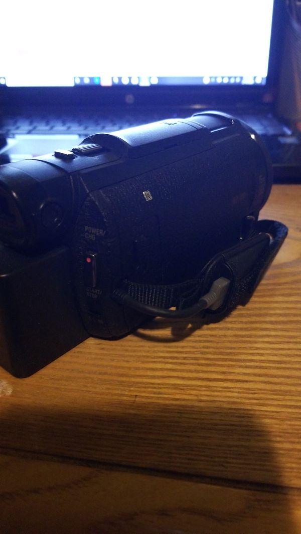 Sony Camcord 4K