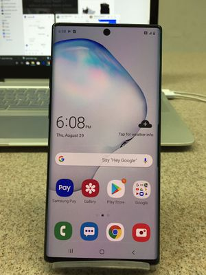 Brand new Samsung Note 10 Unlocked for Sale in Everett, WA