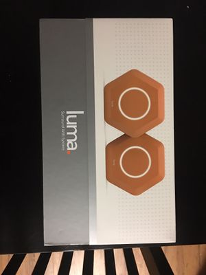 Luma surround WiFi system for Sale in Fairfax, VA