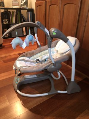 Ingenuity Portable Baby Swing for Sale in Hillsboro, OR