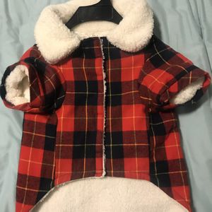 Dog Flannel Size Large for Sale in El Monte, CA