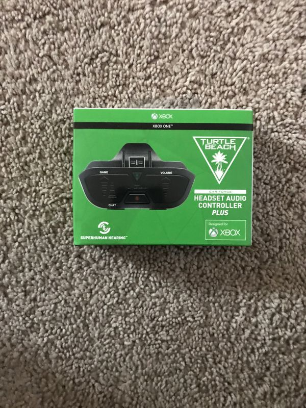 Turtle Beach Headset Audio Controller (Xbox Controllers only)
