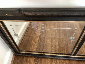 Long antique etched mirror for Sale in Santa Ana, CA