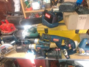 Complete cordless set for Sale in Grandview, WA