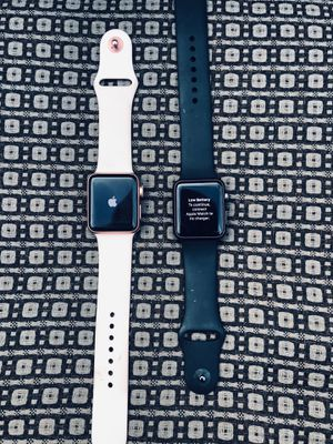 2 38mm Series 3 Apple Watches for Sale in Bellingham, WA