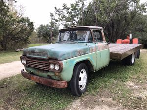 1959 F600 clean title for Sale in Helotes, TX