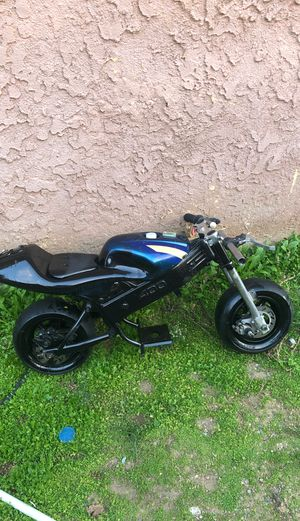 Pocket bike roller doesn't run needs motor for Sale in Corona, CA