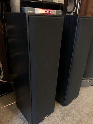 Klipsch KG3.5 speakers very nice shape for Sale in Houston, TX
