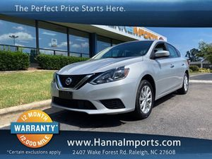 2019 Nissan Sentra for Sale in Raleigh, NC