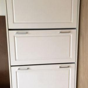 White Shoe Dresser for Sale in Naperville, IL