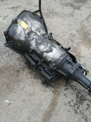 95 chevy silverado chevrolet 4L60e transmission automatic 4l60e GOOD CONDITION for Sale in Fort Worth, TX