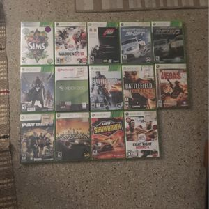 Xbox Games for Sale in Fort Lauderdale, FL