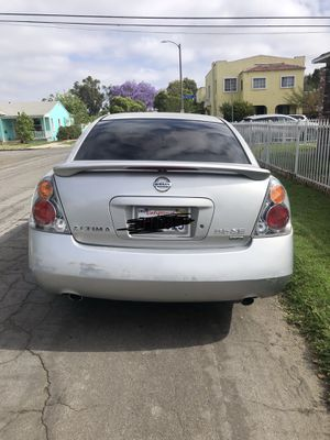 '04 Nissan Altima 3.5 for Sale in Long Beach, CA