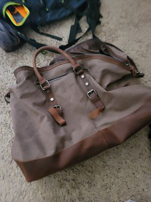 Various duffle bags for Sale in Chandler, AZ