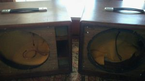 "Mesa boogie exotic wood 12"" guitar speaker cabinets for Sale in Orange, CA"