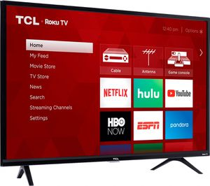 Roku tv TCL smart tv 32in for Sale in Palmdale, CA