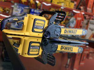 """DEWALT 60V FLEX 16"""" CHAINSAW for Sale in Turlock, CA"""