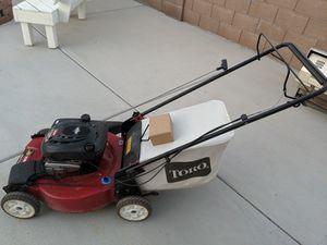 Toro 22 Recycler Lawn Mower for Sale in Maricopa, AZ