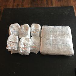 Newborn Diapers- Huggies Little Snugglers for Sale in Glendora,  CA